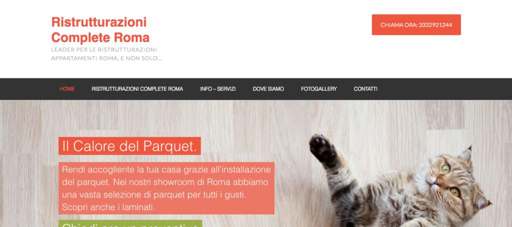 www.ristrutturazionicompleteroma.it