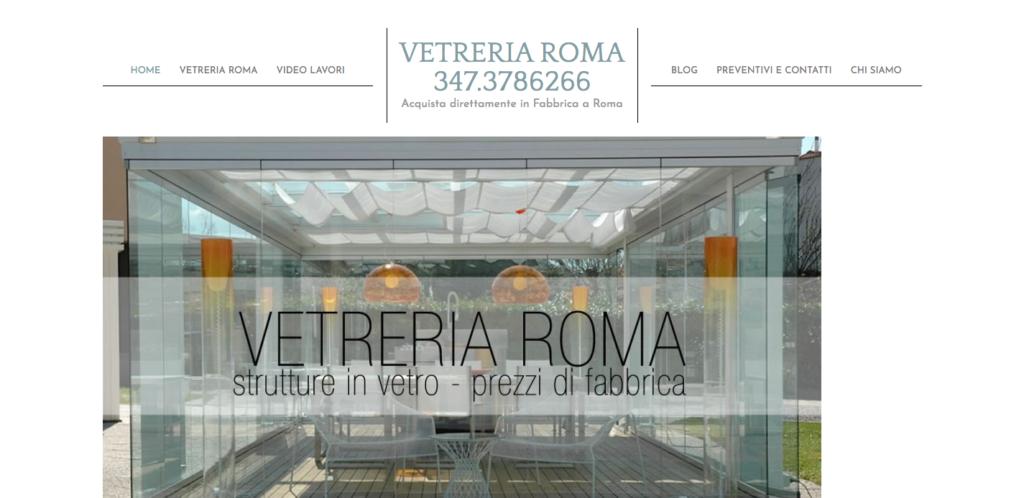 Vetreria Roma 347 3786266 - Acquista direttamente in Fabbrica a Roma