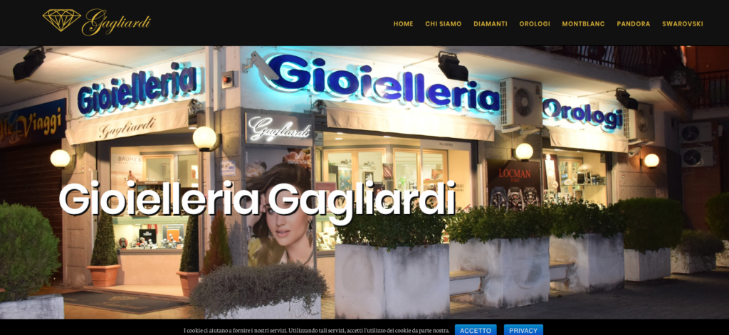 www.gioielleria-gagliardi.it