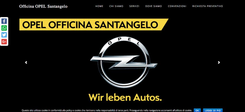 Officina OPEL Santangelo Officina Opel Roma