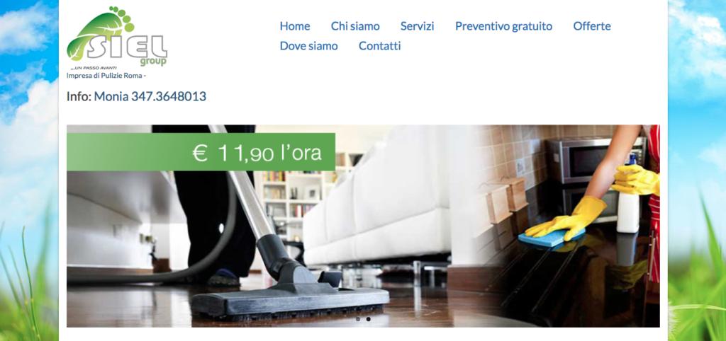 Impresa di Pulizie Roma Info 347 3648013