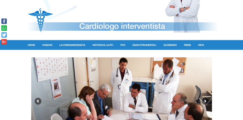 Cardiologo Roma Nord Dott Marco Miglionico