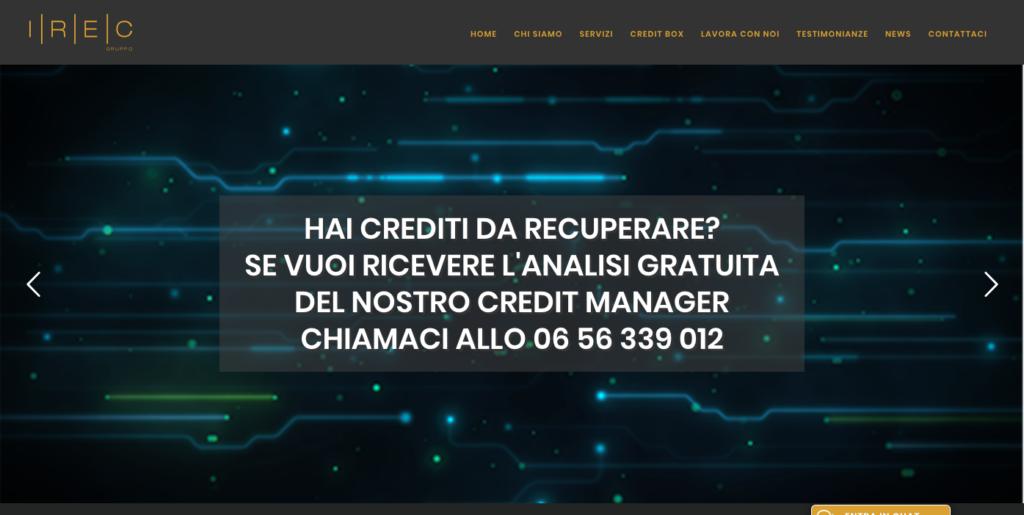 Gruppo IREC Gestione Del Credito Recupero Del Credito