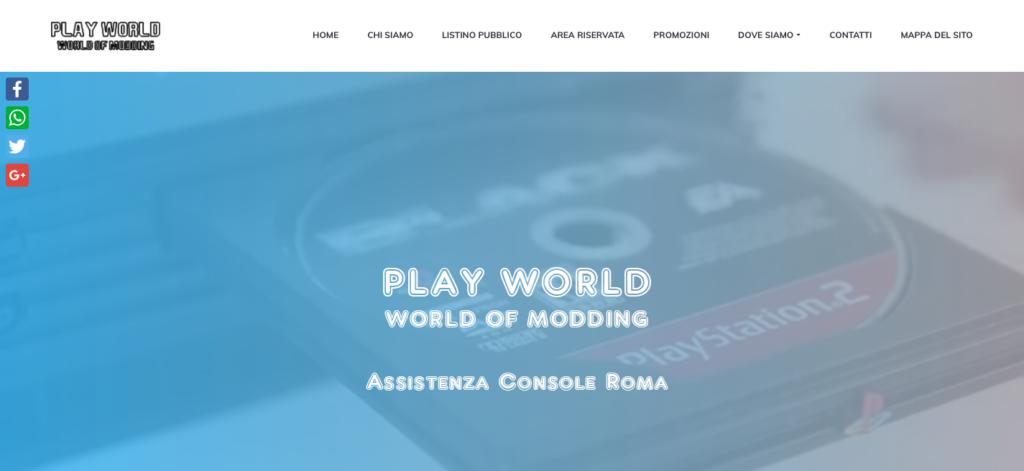 Assistenza console Roma