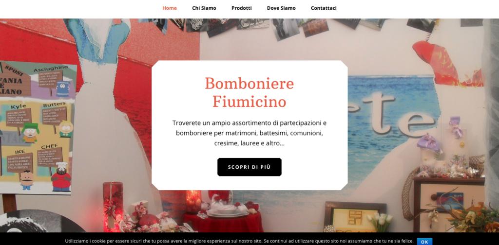 Isarte Bomboniere Fiumicino