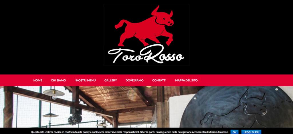 Griglieria Nomentana Toro Rosso