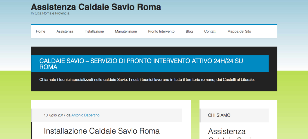www.assistenzacaldaie-savioroma.it