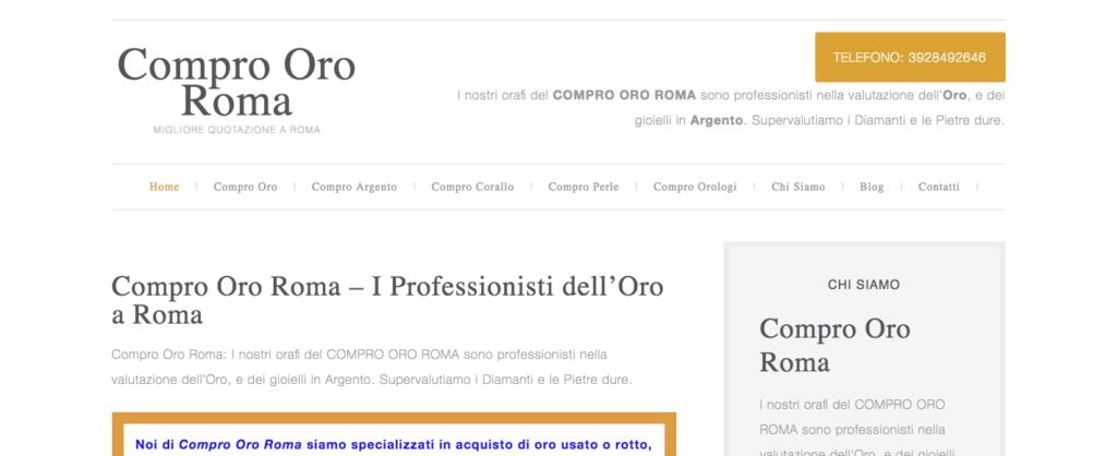 Compro Oro Roma I Professionisti dell Oro a Roma Compro Oro Roma