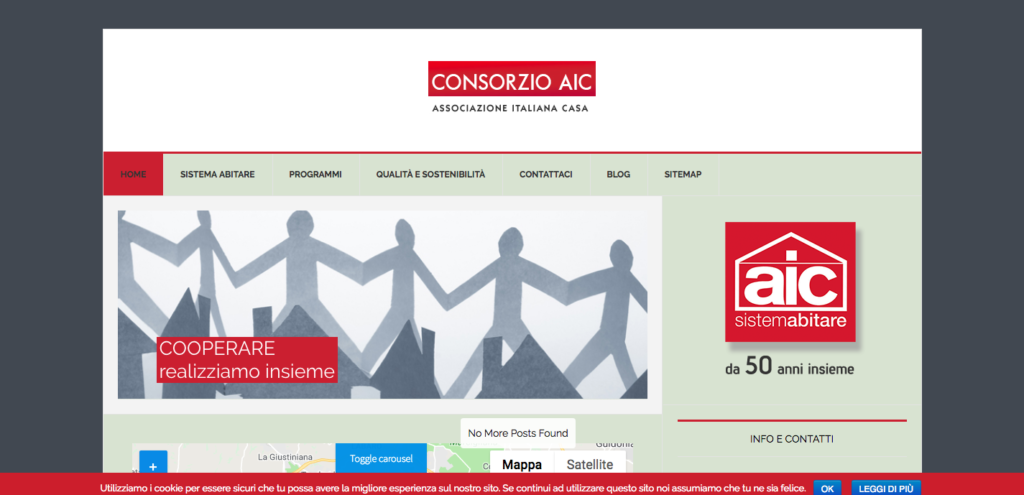 Gruppo AIC Associazione italiana casa