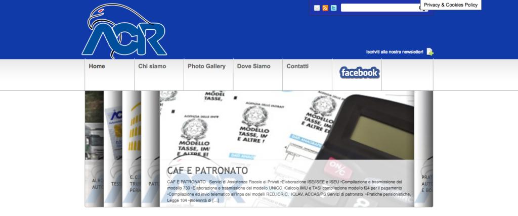 Pratiche Auto Romanina Solo Un Altro Sito WordPress