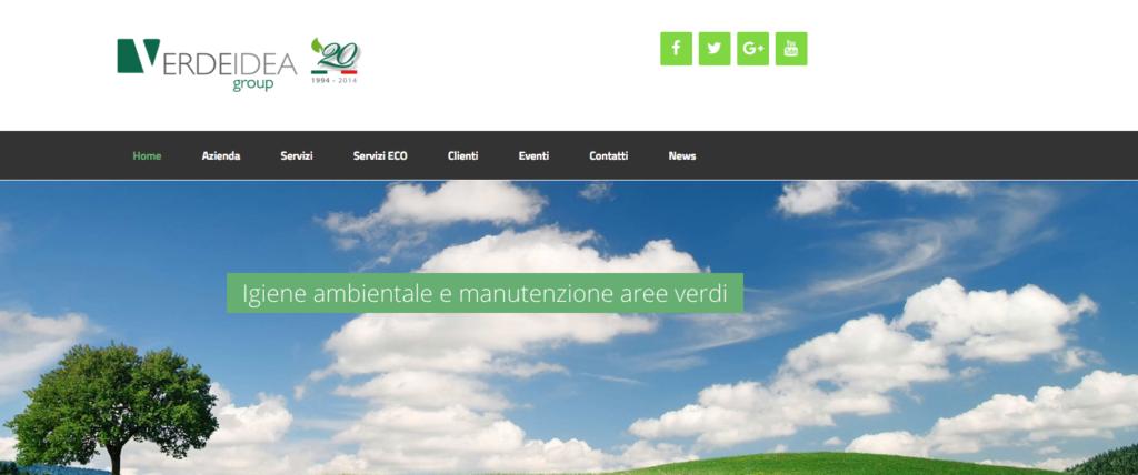 Servizi di pulizia disinfestazione e cura del verde a Roma