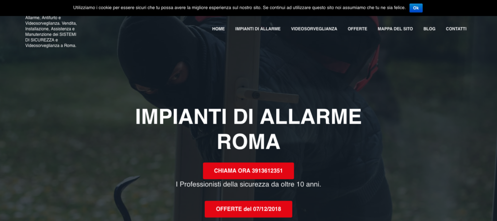 www.impiantiallarme-roma.it