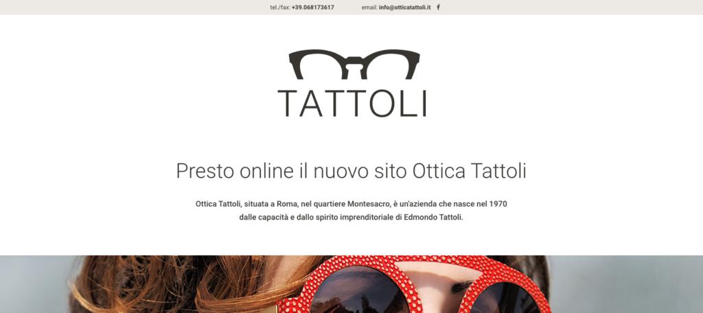 Ottica Tattoli