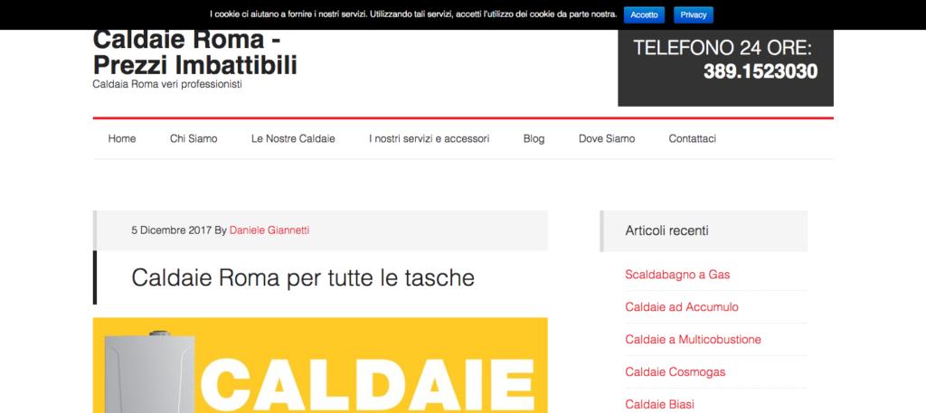 www.caldaieroma.eu