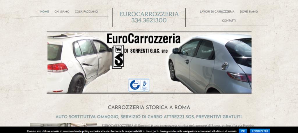 Carrozzeria volkswagen Roma