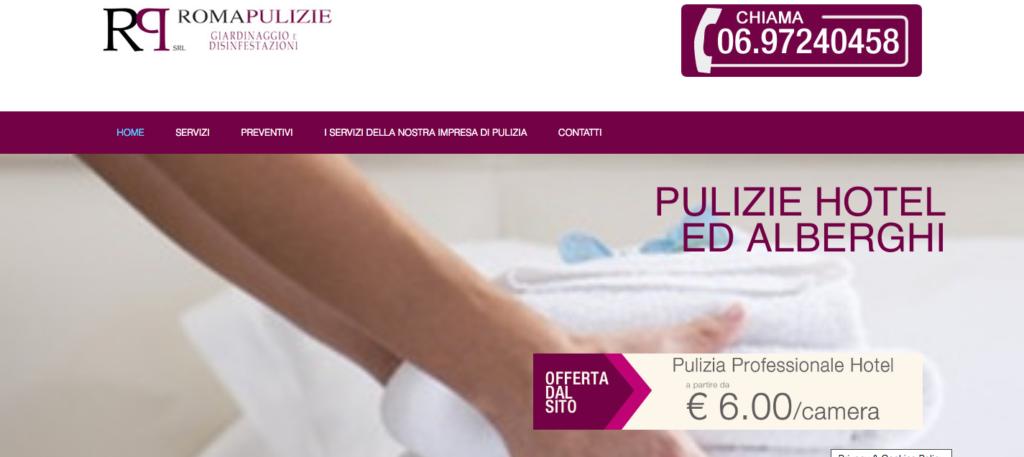 www.romanapulizie.com