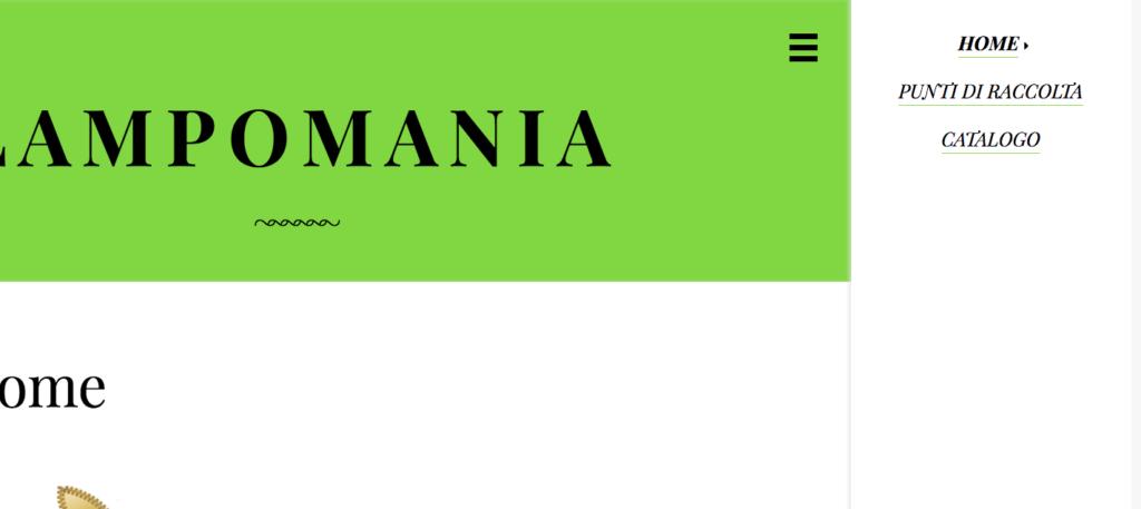 www.lampomania.it