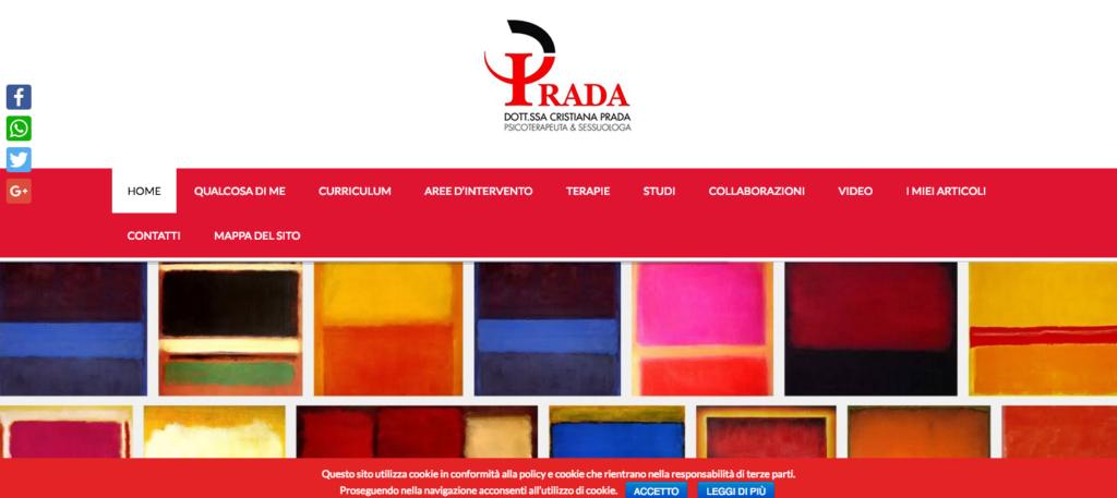 www.cristianaprada.it