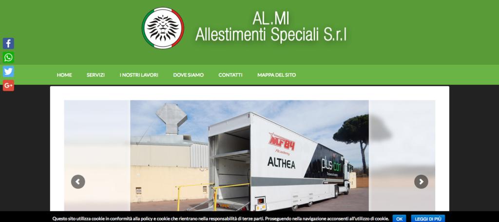 www.allestimentiveicoliindustrialiroma.it