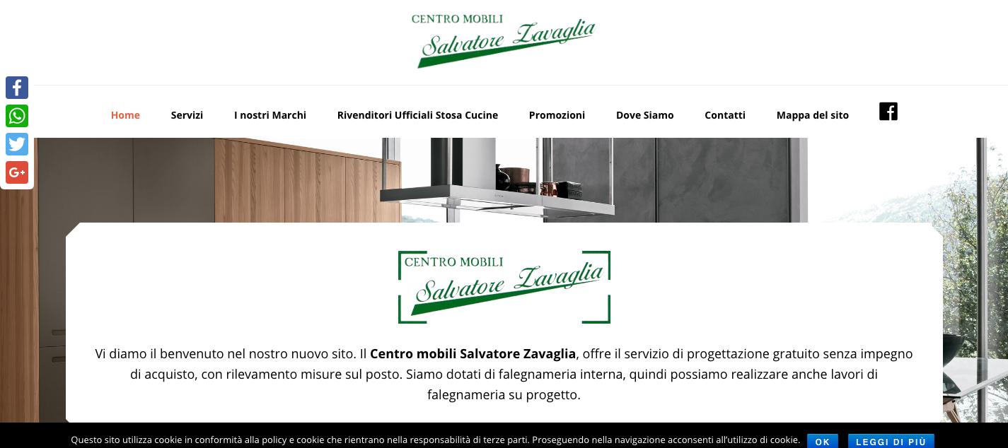 centro mobili zavaglia mobili centocelle agenzia web
