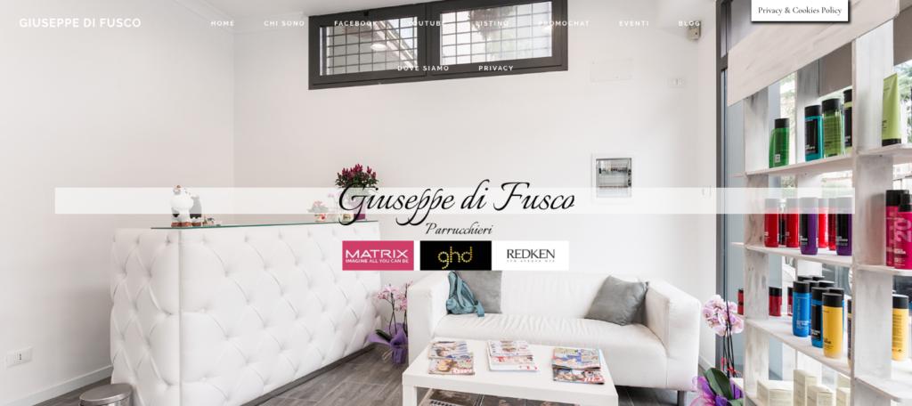 Giuseppe di Fusco G FASHION